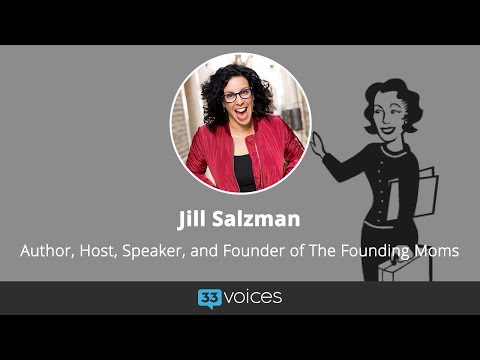 How The Founding Moms Grew Into a Global Community with Founder Jill Salzman