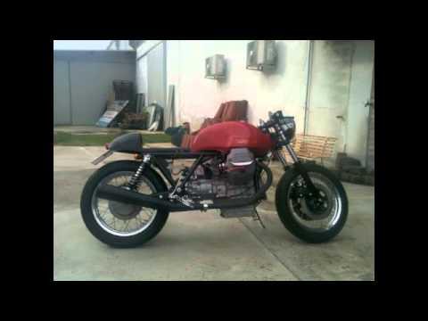 Moto Guzzi - Bombardone Italia - xbx