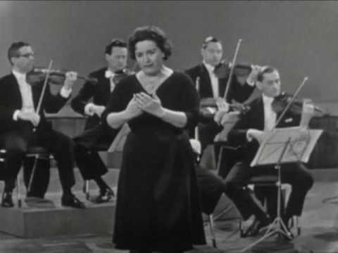 """Nan Merriman sings """"Che farò senza Euridice"""" - LIVE!"""