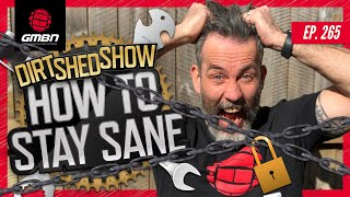 Stay Sane During Lockdown & Pole Frame Giveaway | Dirt Shed Show Ep. 265