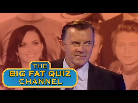 Alan Sugar's Terrible Business Decision - Big Fat Quiz of The '00s