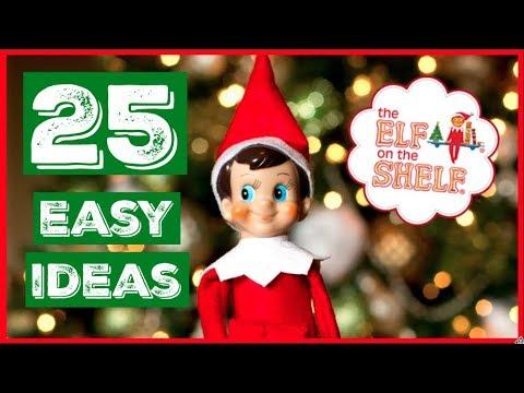 25 Best Elf on the Shelf Ideas