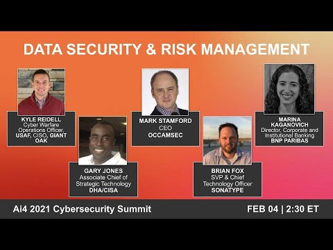 Panel: Data Security and Risk Management