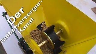Wie eine Saatmaschine richtig eingestellt wird
