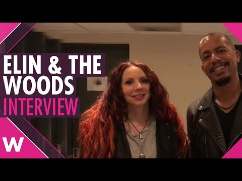 Elin & The Woods ''First Step In The Faith'' | Melodi Grand Prix Norge 2017 FINAL (INTERVIEW)
