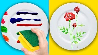 20 UNIQUE ART IDEAS AND TRICKS FOR KIDS