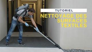 FRE No9 Nettoyage des surfaces textiles
