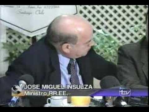 Detención de Pinochet