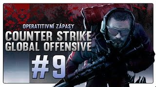 Counter Strike: Global Offensive - |#9| - Operativní zápasy - Zoo! | CZ Gameplay | 720p60 [PC]