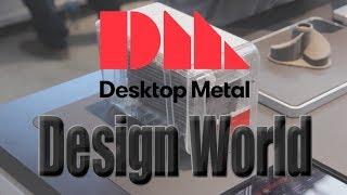 Metal Additive Manufacturing--using A Desktop 3D Printer