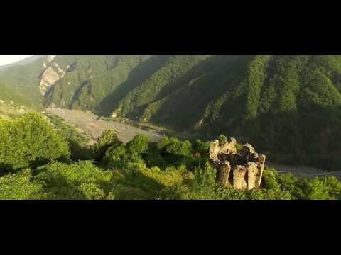 Азербайджан – страна контрастов. Великолепные панорамы природы Азербайджана