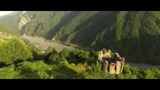 Азербайджан  страна контрастов. Великолепные панорамы природы Азербайджана
