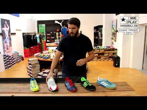 TOP 5 Handballschuhe 1718: Torhüter YouTube