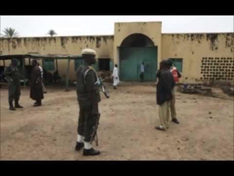 Gunmen Storm Prison In Borno, 2 people Killed