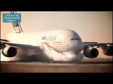 AIrbus Vs Boeing , Aircraft Crash Test,Steep Tack-off test, Flight Crash Testings