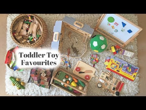 Our Favourite Toddler Toys: Things our 2 year old really loves (and so do I)