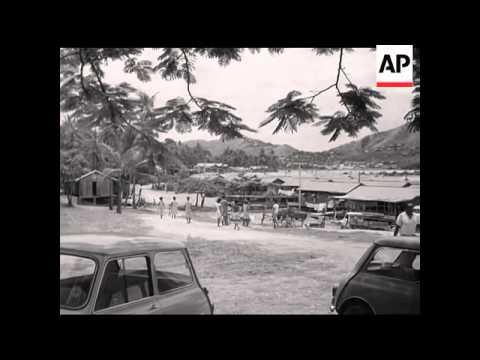 NEW GUINEA ELECTIONS    - NO SOUND