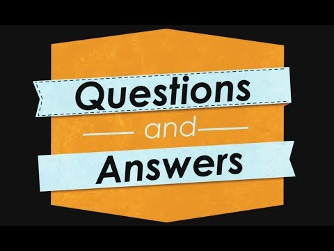 POC Q&A Session #11