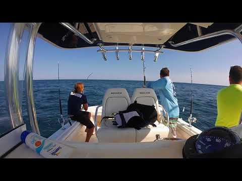Great Day Of Tuna Fishing At The Coimbra Off Long Island, NY