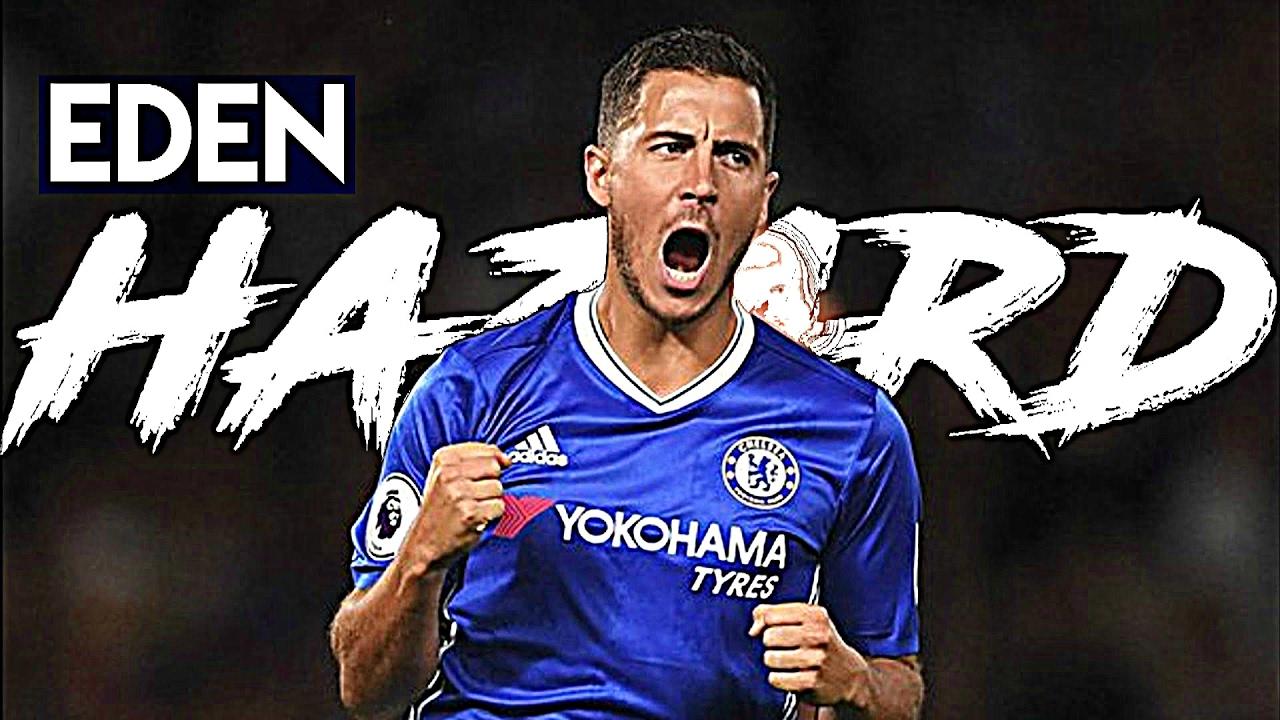 Eden Hazard Best Skills & Goals 2016/17 HD