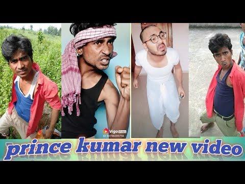😍😍😍Prince Kumar New Funney Video// 😁😁2019 Ki Best Prince Kumar Vigo Video //😃😃😃😃