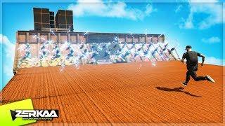 MOST DANGEROUS SKY TRANSFORM PARKOUR! (GTA 5)
