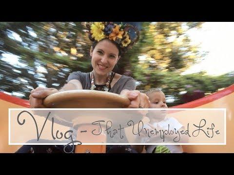 Daily Vlog #3 - That Unemployed Life (11/12 - 11/23)