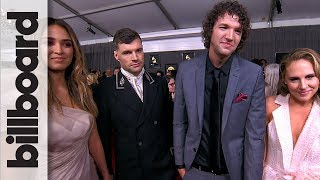 for KING & COUNTRY Reveal Unique Way Dolly Parton Collaboration Began | Grammys