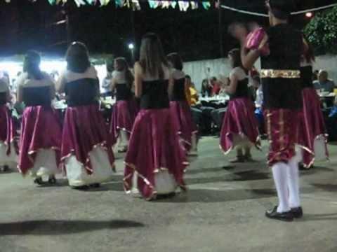 Marchas Figueira e Barros 2012