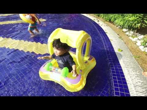 water theme park  gold coast morib, malaysia - dji osmo - aloy twosense
