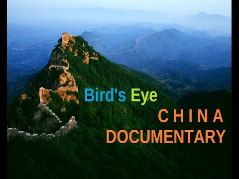 C H I N A - Bird's Eye Xinjiang Uygur - Beautiful Documentary - One Belt One Road