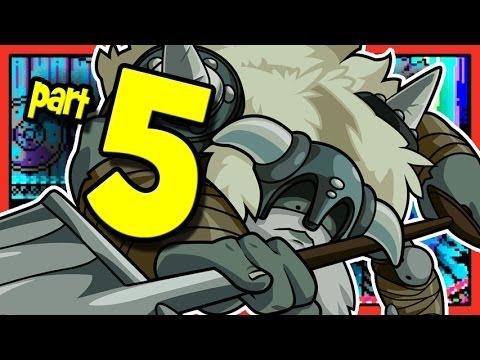 Shovel Knight: Specter of Torment - Part 5 Stranded Ship Polar Knight