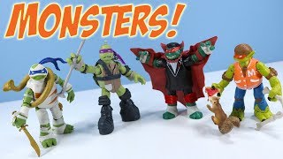 Tales of the Teenage Mutant Ninja Turtles Monsters + Mutants Collec...