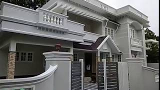 Id 3479 Cent 8.64 With 2384 Sq Ft House Gated Villas Sale Kuruppampady Perumpavoor,ernakulam.