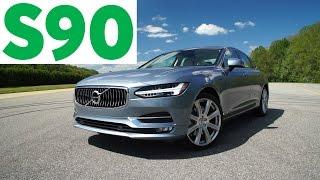 2017 Volvo S90 Quick Drive | Consumer Reports