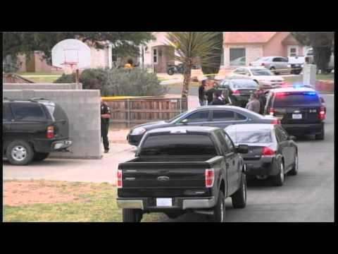 Odessa Neighborhood Rocked By Shooting - CBS 7 News