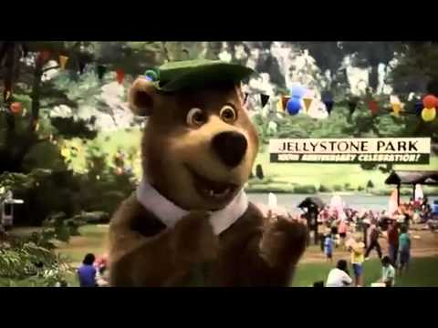 L orso yoghi youtube