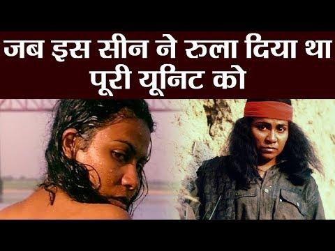 Bandit Queen फिल्म के न्यूड सीन पर जब Seema Biswas के साथ रो पड़ी थी पूरी Unit | वनइंडिया हिंदी thumbnail
