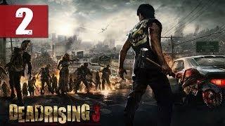 Dead Rising 3 - Walkthrough - Part 2 - Cosplay Dragon