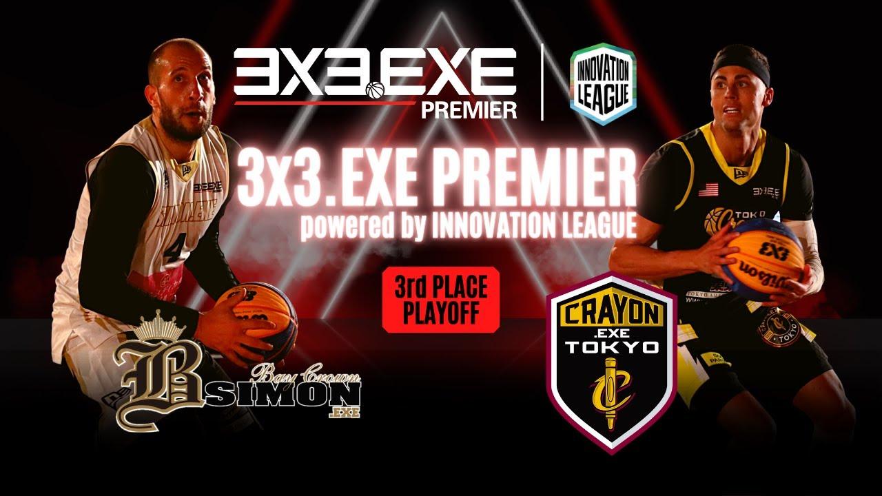 Full Game:SIMON.EXE - TOKYO CRAYON.EXE - 2021/3/14 3x3.EXE PREMIER powered by INNOVATION LEAGUE