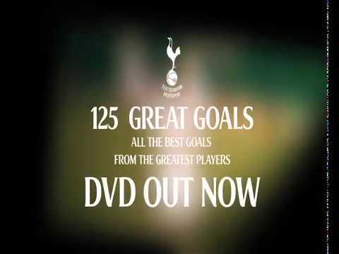 Spurs 125 Goals