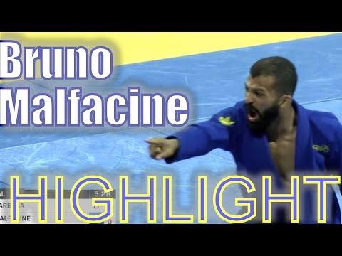 IBJJF Worlds Champion - Bruno Malfacine Highlight