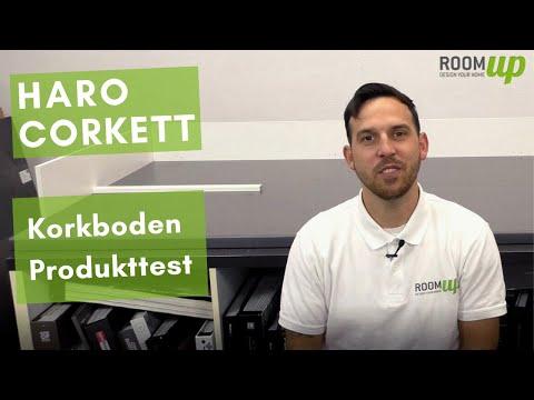 Haro Corkett - Korkboden Produkttest