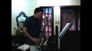 Piano In The Dark (Brenda Russell) Alto Sax Cover