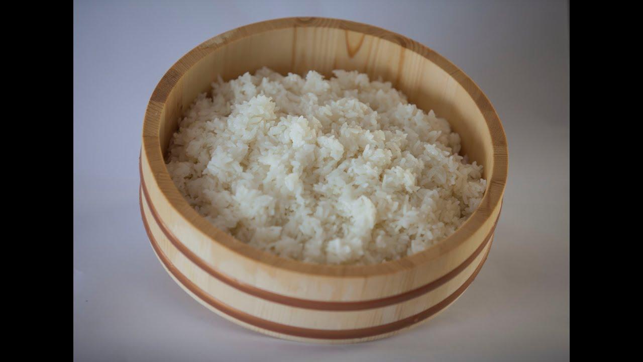 recetas japonesas como preparar arroz para sushi cocina