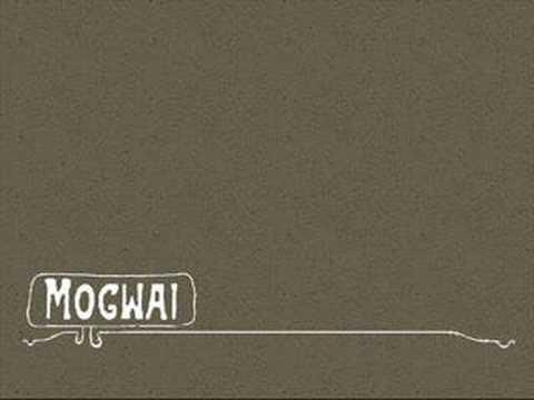 mogwai - auto rock