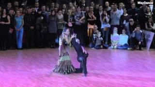 Slavik Kryklyvyy & Karina Smirnoff - Paso Doble - Kyiv Open 2015
