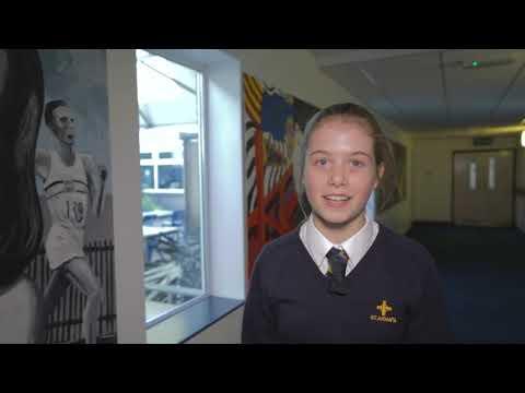 St Aidan's Church of England High School Video