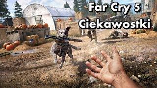 Far Cry 5 - Ciekawostki - Sekretne zakończenie, kosmiczna broń, Watch Dogs i nie tylko