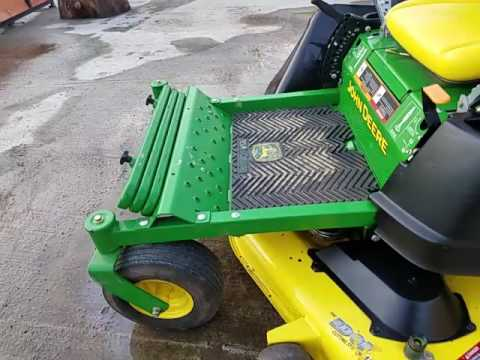 2011 John Deere Z245 Zero Turn Lawn Mower For Sale